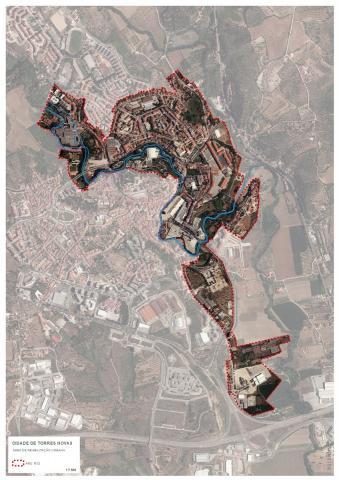 Área de Reabilitação Urbana - Rio Almonda